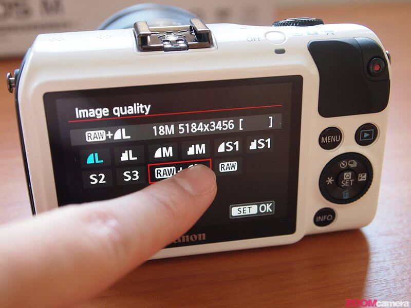 Review Canon EOS M Image 34