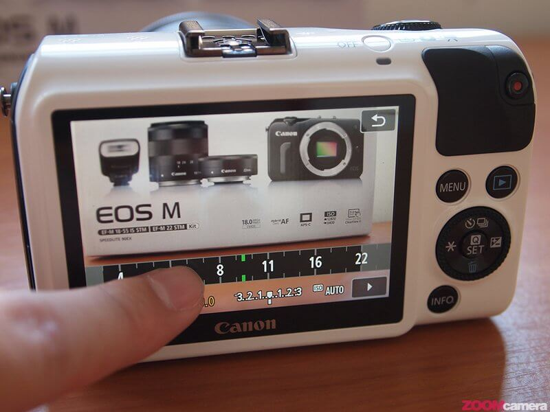 Review Canon EOS M Image 35