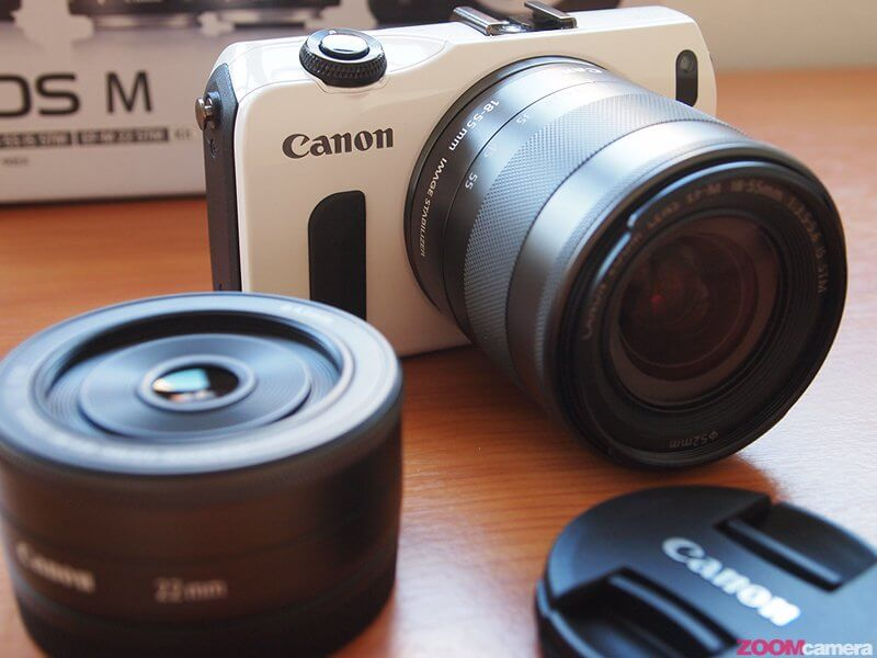 Review Canon EOS M Image 40