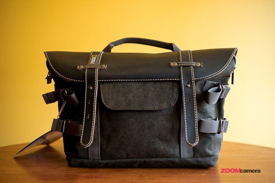 Review NG A2140 Camera Bag Zoomcamera 0