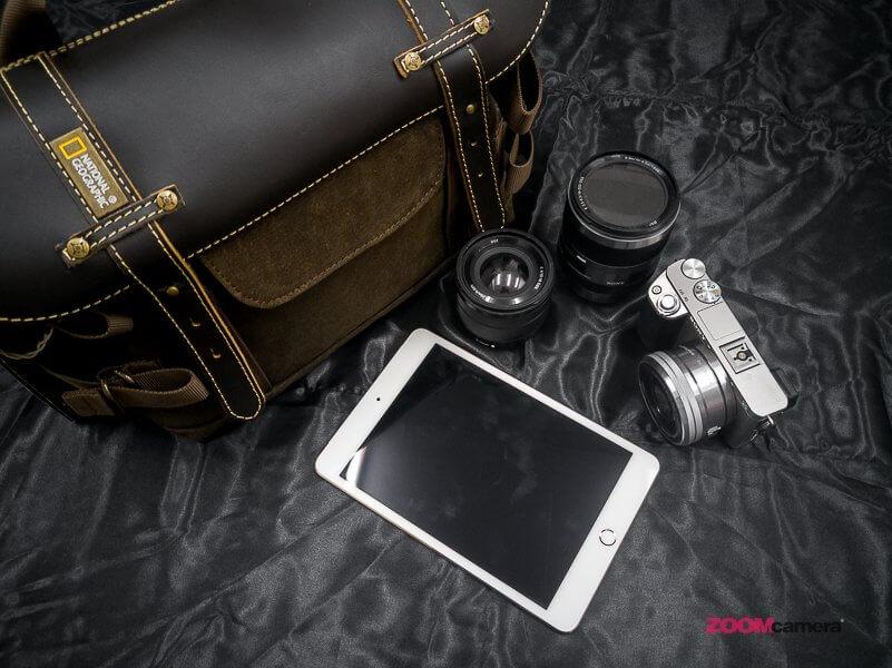Review NG A2140 Camera Bag Zoomcamera 16