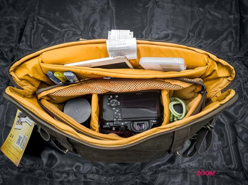 Review NG A2140 Camera Bag Zoomcamera 19