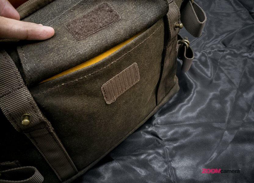 Review NG A2140 Camera Bag Zoomcamera 20