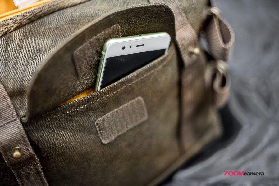 Review NG A2140 Camera Bag Zoomcamera 21