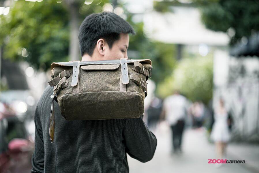 Review NG A2140 Camera Bag Zoomcamera 26