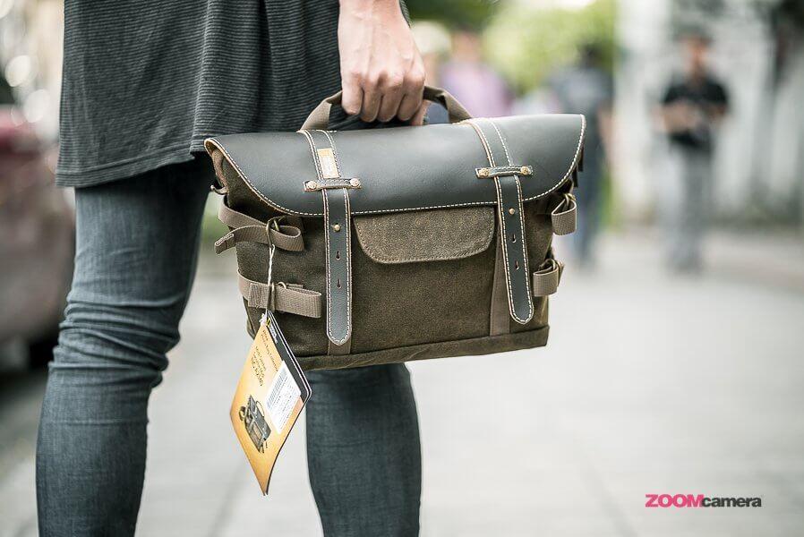 Review NG A2140 Camera Bag Zoomcamera 27