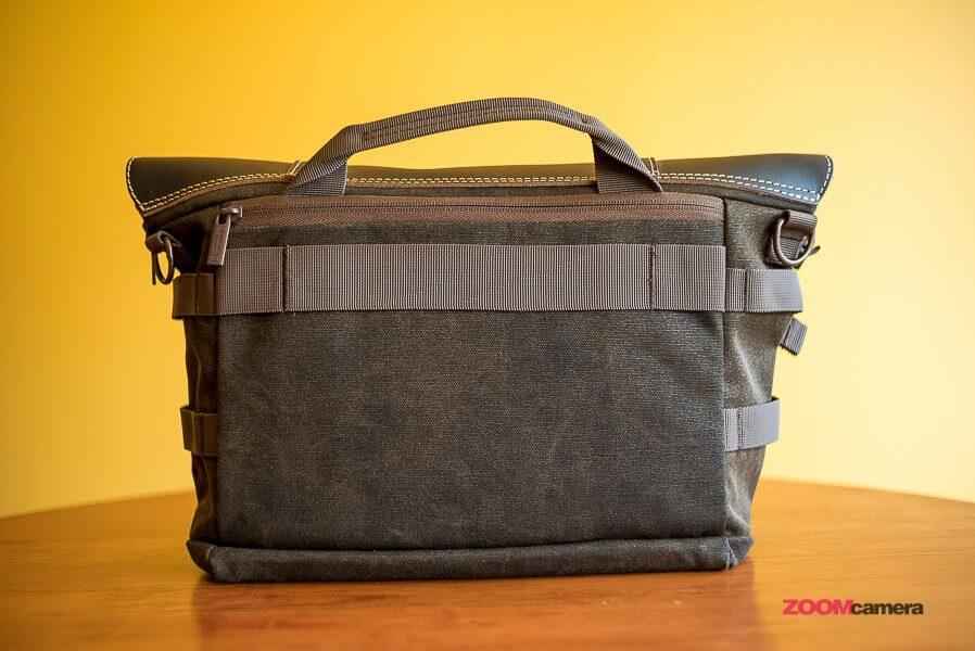 Review NG A2140 Camera Bag Zoomcamera 3