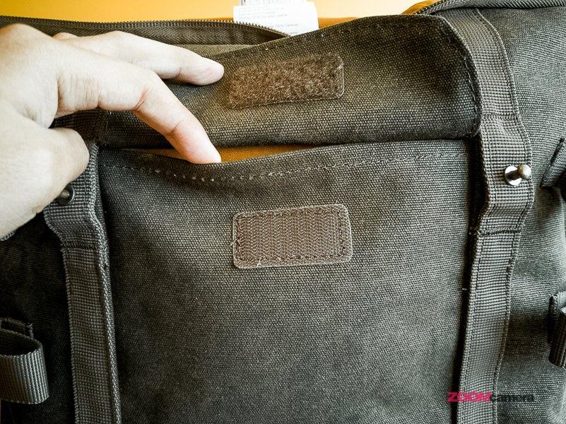 Review NG A2140 Camera Bag Zoomcamera 6