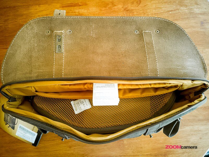 Review NG A2140 Camera Bag Zoomcamera 9