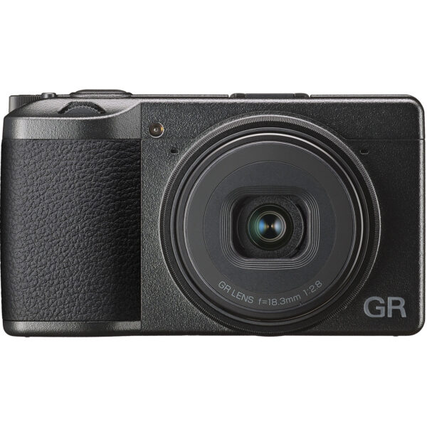 Ricoh GR III Digital Camera 1