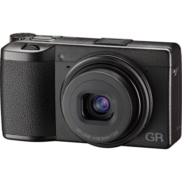 Ricoh GR III Digital Camera 7