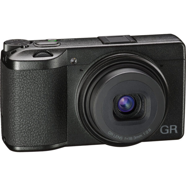 Ricoh GR III Digital Camera 8