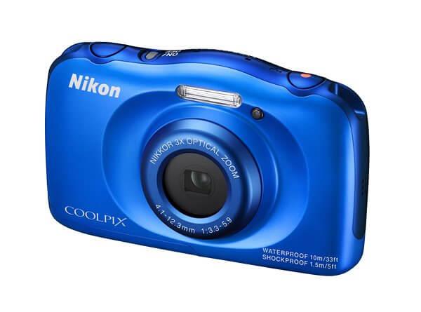 Nikon เปิดตัวกล้องกันน้ำ Coolpix AW130 และ Coolpix S33