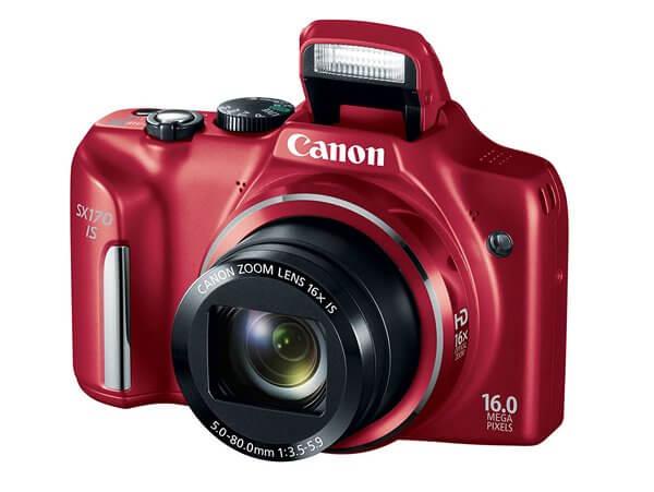 Canon เปิดตัว Compact Super Zoom 2 รุ่น PowerShot SX510 HS และ SX170 IS