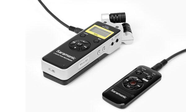 Saramonic - SR-Q2 Handheld Audio Recorder