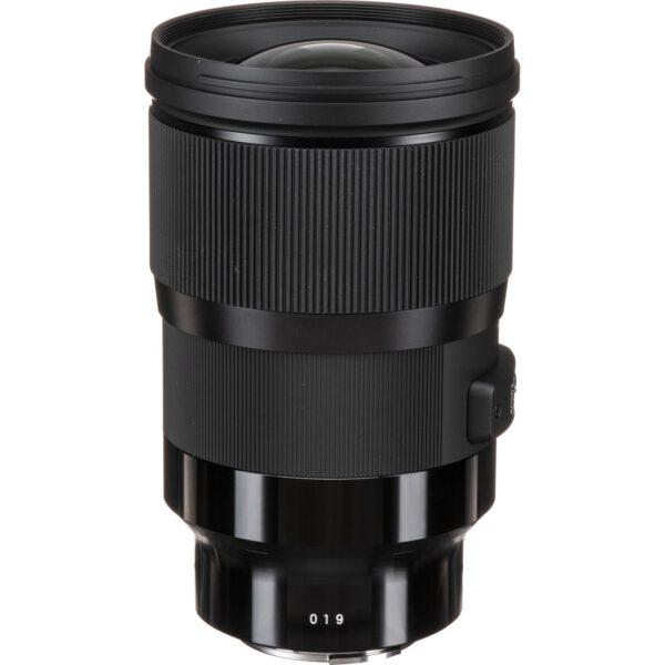 Sigma 28mm f1.4 DG HSM Art Lens for Sony E