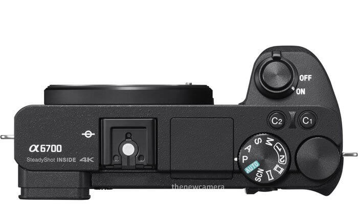 Sony A6700 camera image