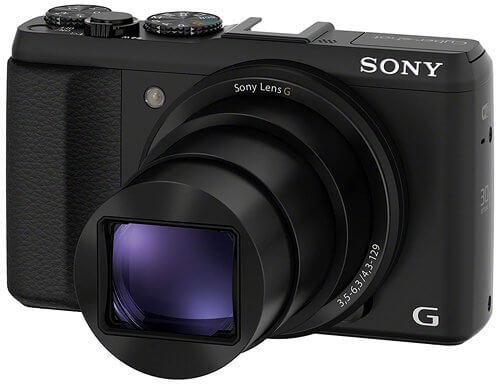 Sony Cybershot DSC HX50V camera 3 500