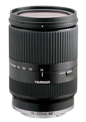 Tamron 18 200 VC Di III black 1