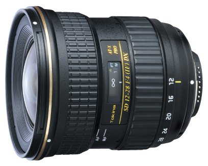 Tokina 12 28mm f4 DX lens
