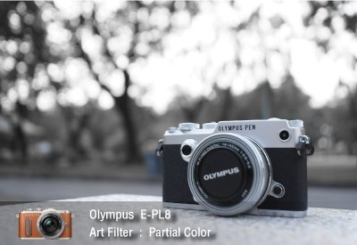 Tutorial review Olympus epl8 art filter partial color zoomcamera 2