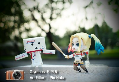 Tutorial review Olympus epl8 art filter pinhole zoomcamera 0