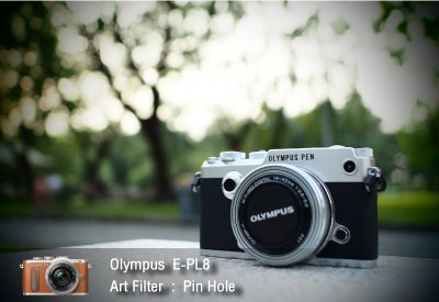 Tutorial review Olympus epl8 art filter pinhole zoomcamera 2