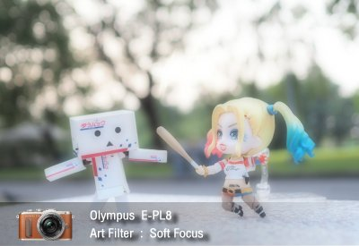 Tutorial review Olympus epl8 art filter softfocus zoomcamera 0