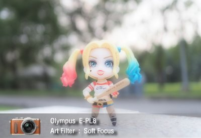 Tutorial review Olympus epl8 art filter softfocus zoomcamera 1