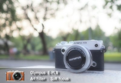 Tutorial review Olympus epl8 art filter softfocus zoomcamera 2