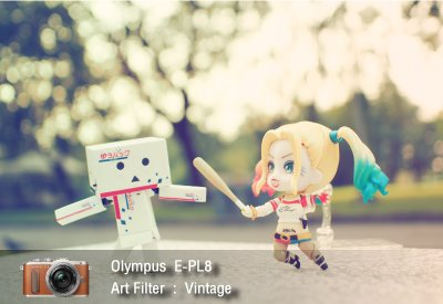 Tutorial review Olympus epl8 art filter vintage zoomcamera 0