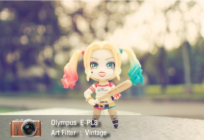 Tutorial review Olympus epl8 art filter vintage zoomcamera 1