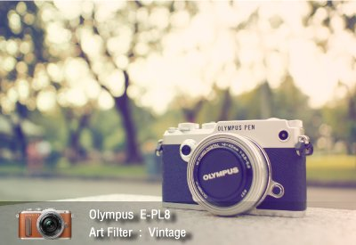Tutorial review Olympus epl8 art filter vintage zoomcamera 2