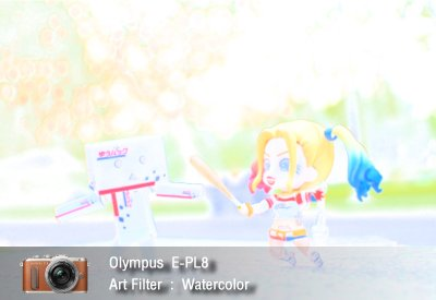 Tutorial review Olympus epl8 art filter watercolor zoomcamera 0