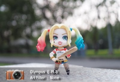 Tutorial review Olympus epl8 art filter zoomcamera 1