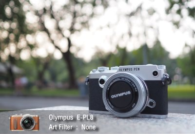 Tutorial review Olympus epl8 art filter zoomcamera 2