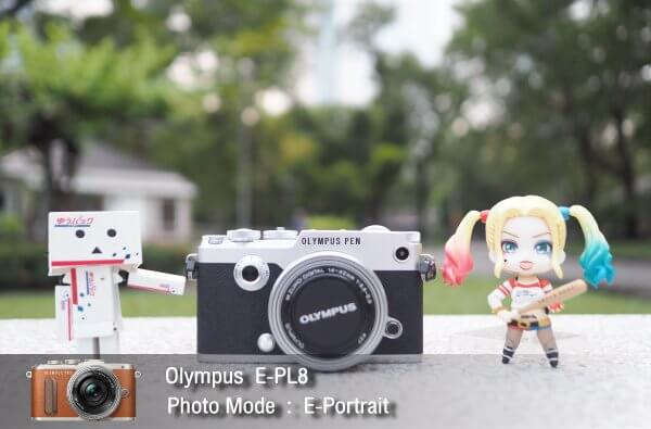 Tutorial review Olympus epl8 photomode eportrait zoomcamera 0