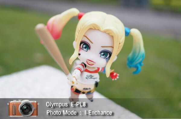 Tutorial review Olympus epl8 photomode ienchance zoomcamera 1