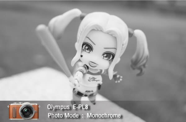 Tutorial review Olympus epl8 photomode monochrome zoomcamera 1