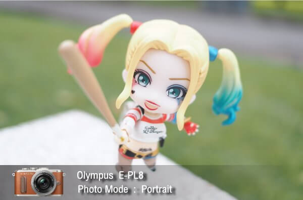 Tutorial review Olympus epl8 photomode portrait zoomcamera 1