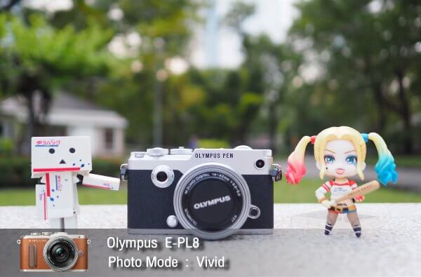 Tutorial review Olympus epl8 photomode vivid zoomcamera 0
