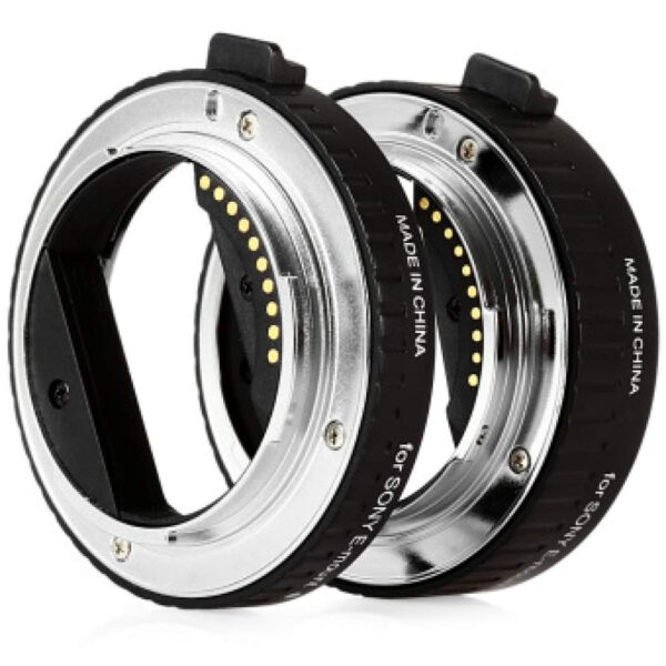 Viltrox Automatic Extension Tube Set for Sony E
