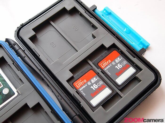 Waterproof Memory Card Case MC 2 Image 12