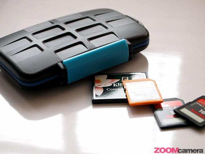 Waterproof Memory Card Case MC 2 Image 13