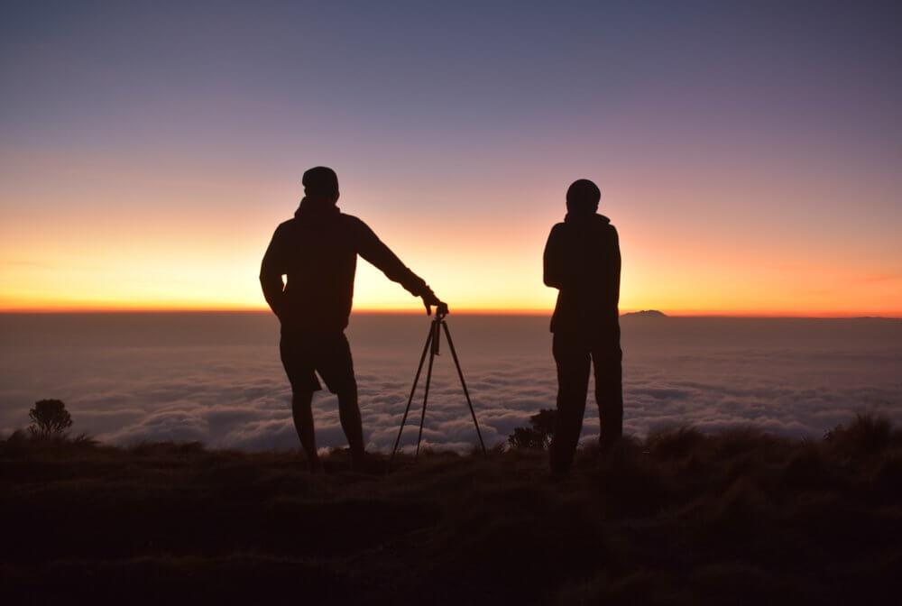 Tutorial : เทคนิคถ่ายภาพ Silhouettes อย่างง่ายๆ