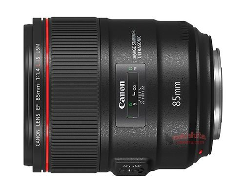 canon 85 f14 l is usm