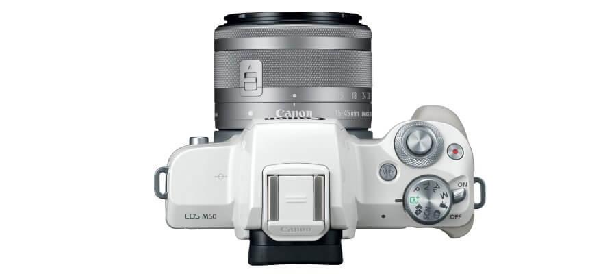 official : Canon เปิดตัว EOS M50 มาพร้อม Video 4K เป็นครั้งแรก