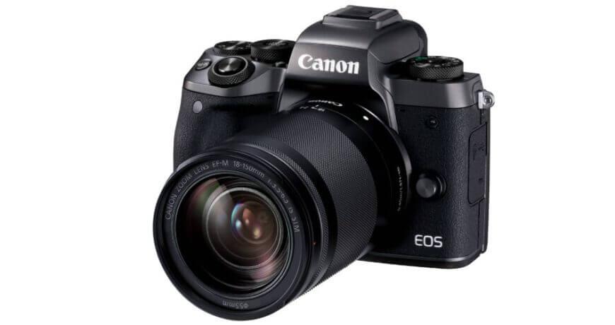 canon eos m5 mk2 content