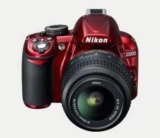 d3100red front