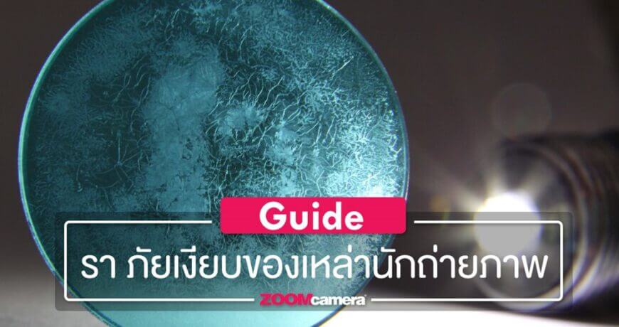 guide how to protect lense from pungus zoomcamera content